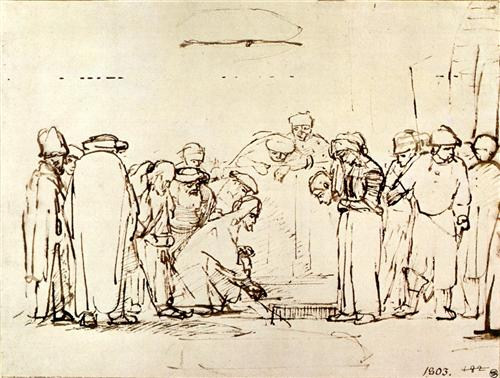 [Resim: jesus-and-the-adulteress-by-rembrandt.jpg!Blog.jpg]