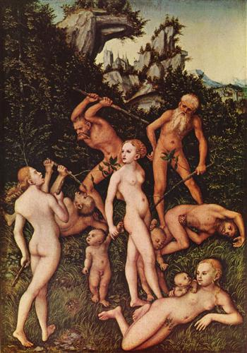The Silver Age - Lucas Cranach the Elder