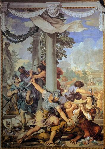 The Age of Iron - Pietro da Cortona