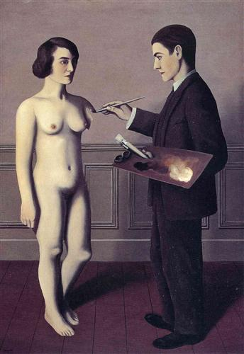 Attempting the Impossible - Rene Magritte