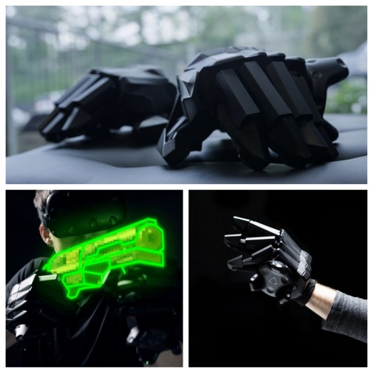 VRgluv Is A Fully Funded Force Feedback Glove On Kickstarter