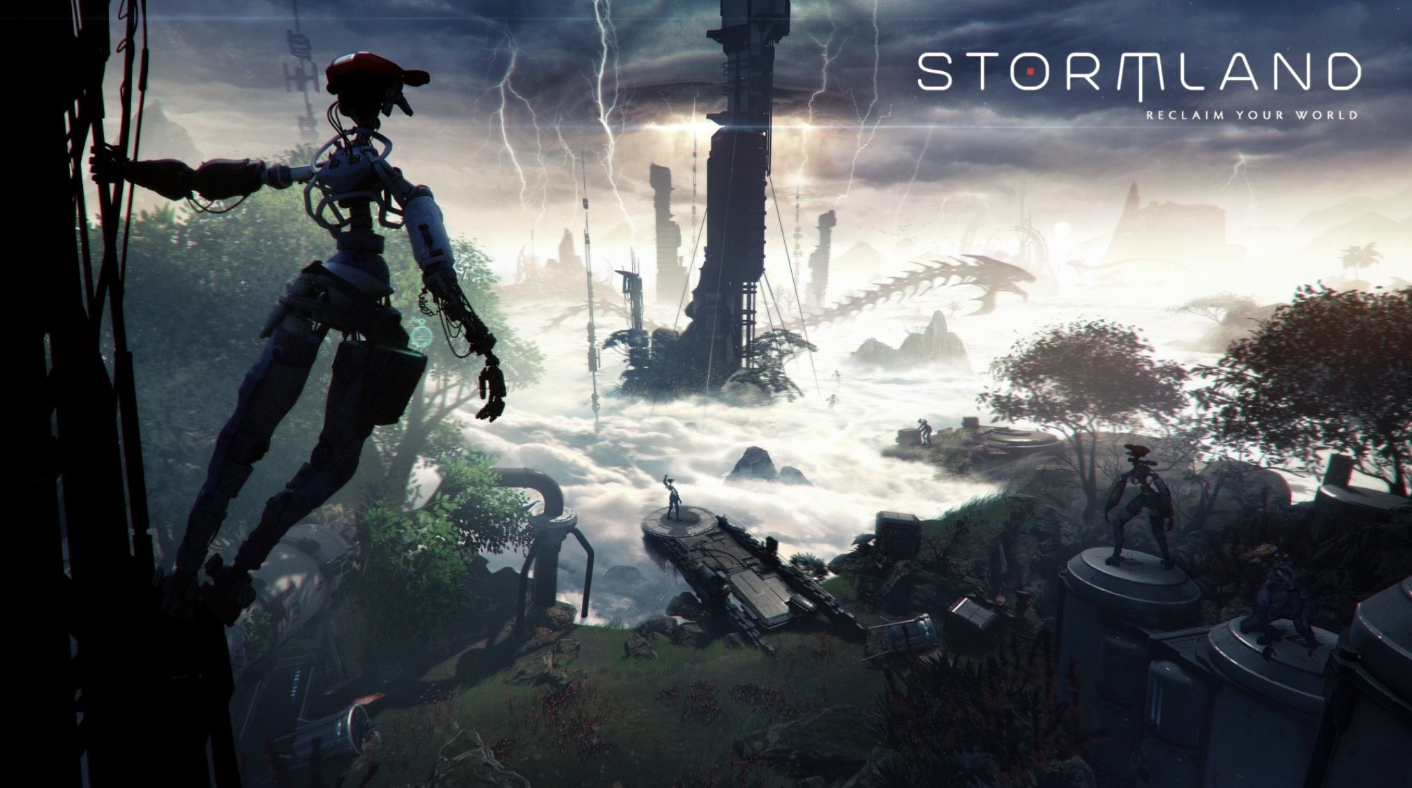 stormland title featured image
