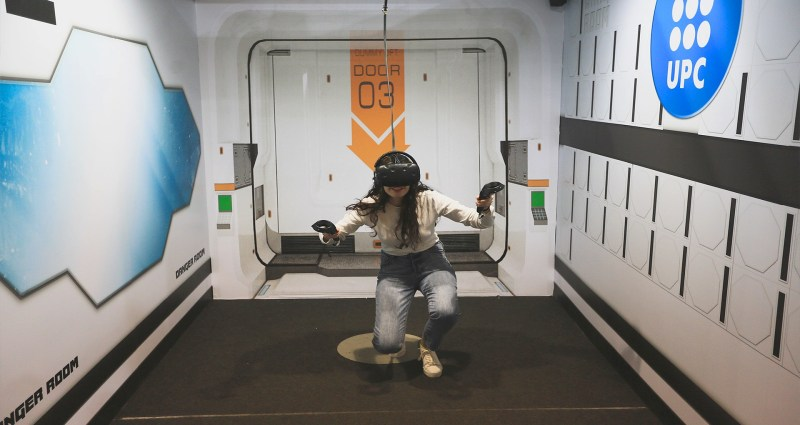 Danger Room VR Is Like A Room-Scale Obstacle Course Coming This Week For Free