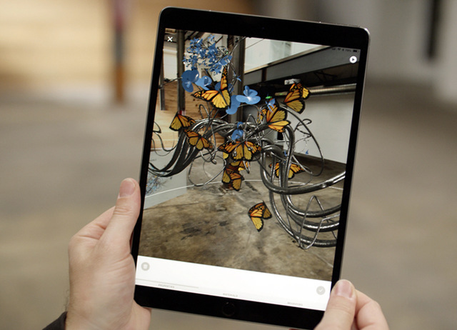 Adobe Launches AR Creation Tool 'Project Aero' For Creative Cloud 1