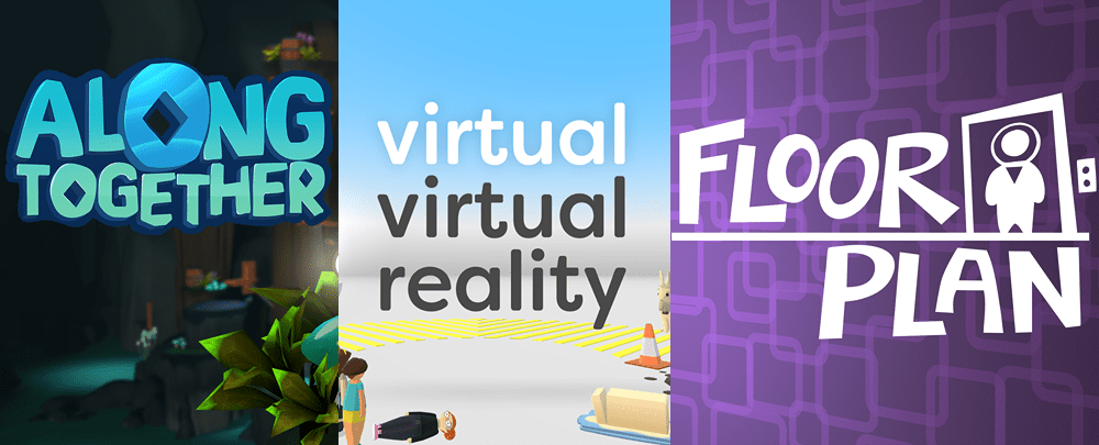 tbutt multiplatform games virtual virtual reality floor plan along together