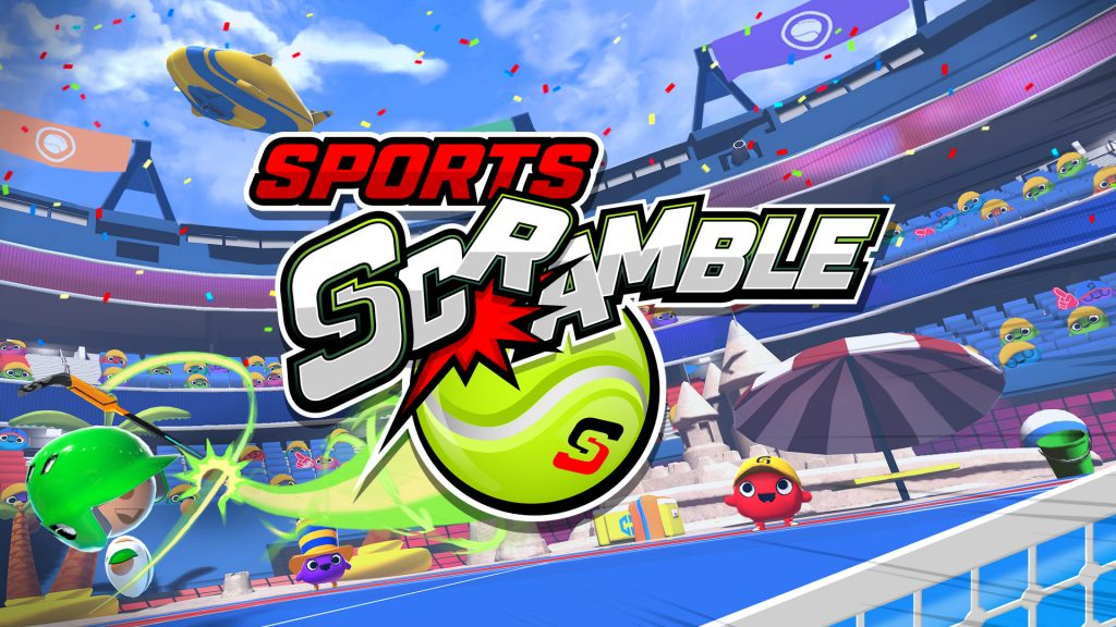 sports scramble thumbnail