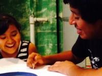 Jose and math girl