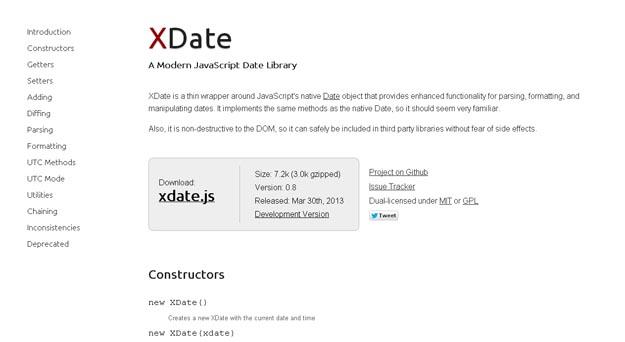 XDate