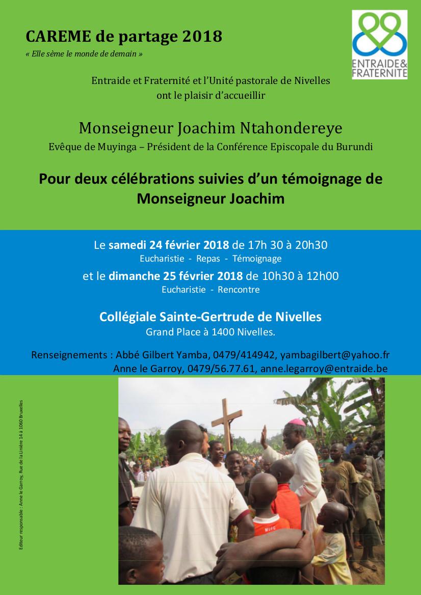 180224-25_Mgr Joachim Collégiale de Nivelles_affiche