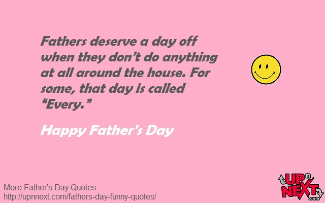 Funny Fathers Day Messages
