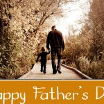 Fathers Day Cards - Dad with Kid