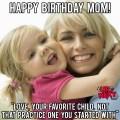 Happy Birthday Mom Sentimental Meme