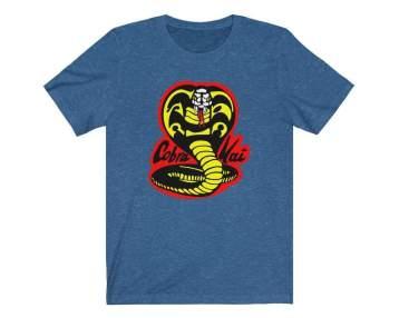 UpNorth Tee - Cobra Kai - Karate Dojo - Standard Print