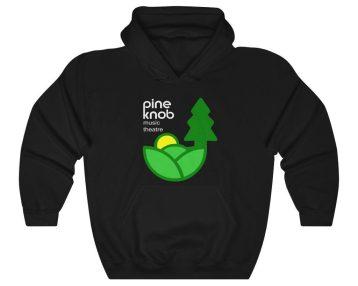 UpNorth Hoodies - Pine Knob Music Theatre - Michigan Nostalgia - Hooded Sweatshirt - Tall Sizes Available