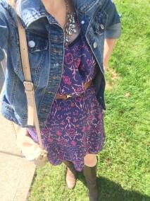 Empire waist dress from Forever 21