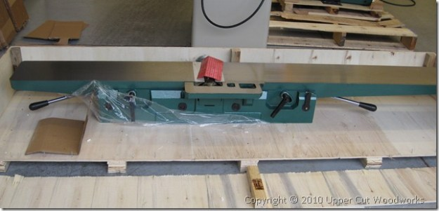 "Grizzly G0490X 8"" Jointer"