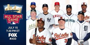 And these are the selections in the American League, also voted by the fans