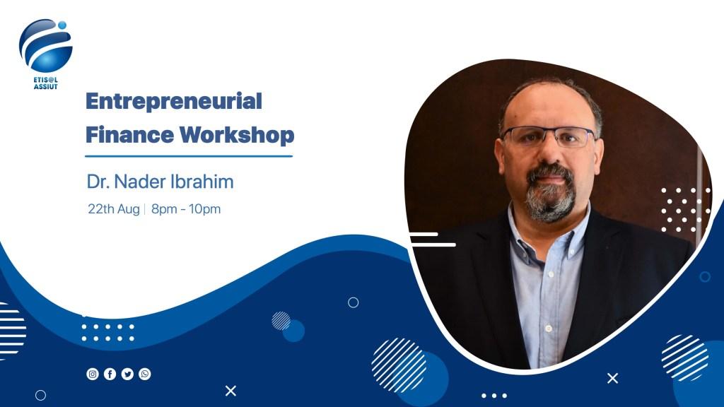 Entrepreneurial Finance Workshop