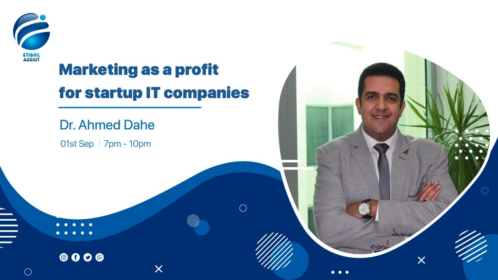 Marketing as a profit for startup IT companies