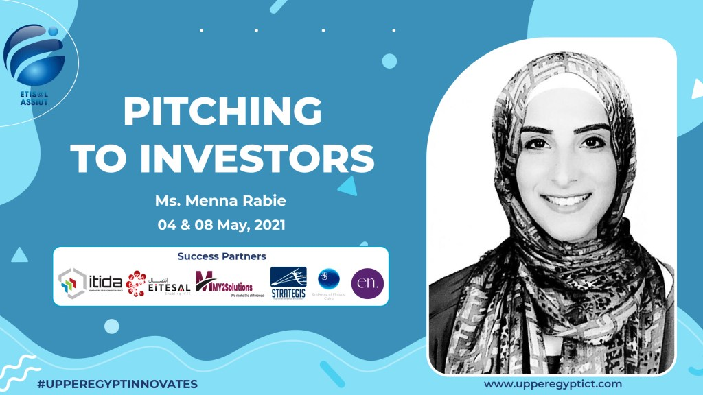 Pitching to Investors Workshop – Day2