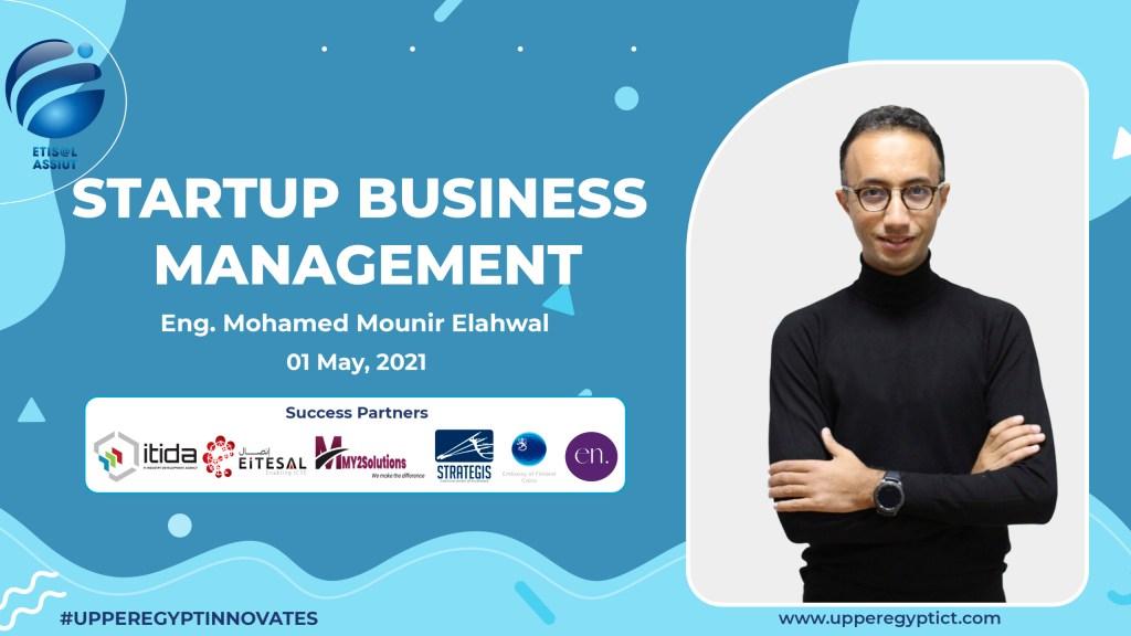 Startup Business Management Workshop