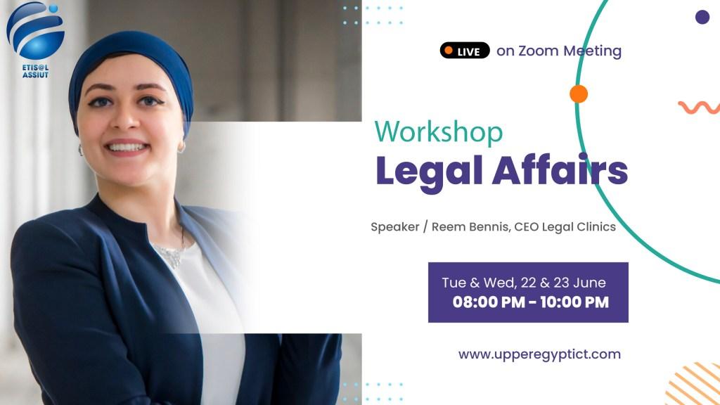 Legal Affairs Workshop