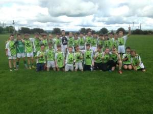 sciath na scoil boys team 2015