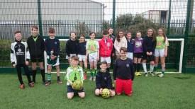 FAI Tournament Cork Semi Finals