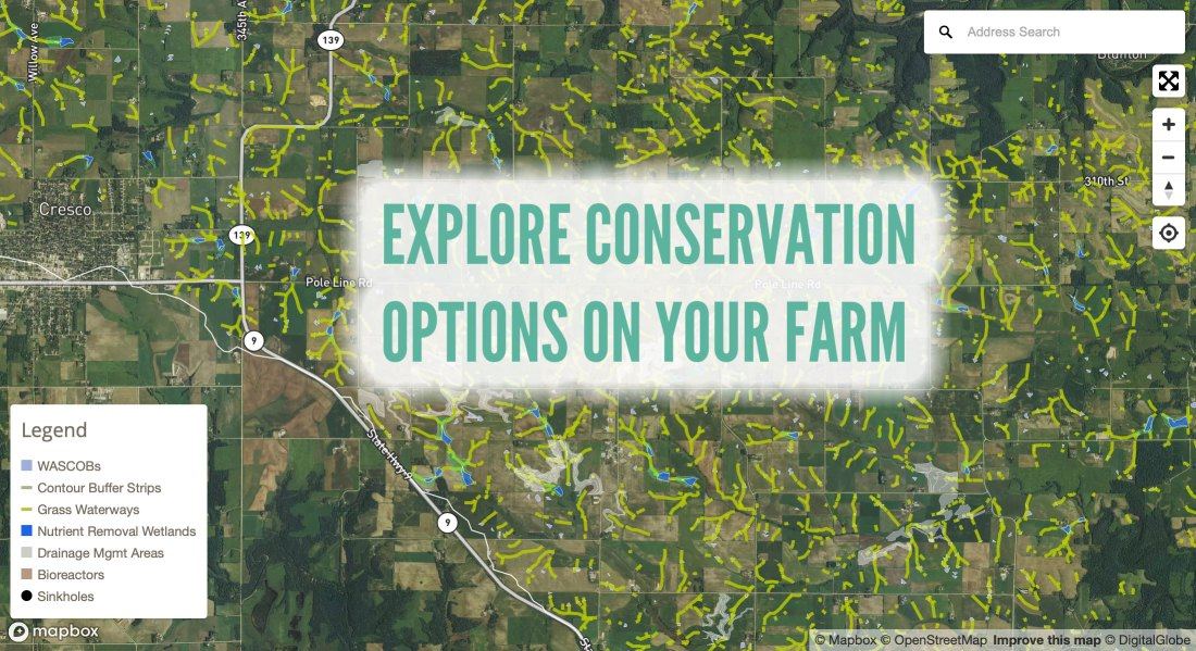 Explore Conservation Options on Your Farm