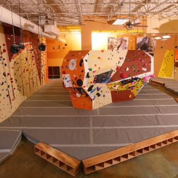 upper limits chesterfield rock climbing gym 12