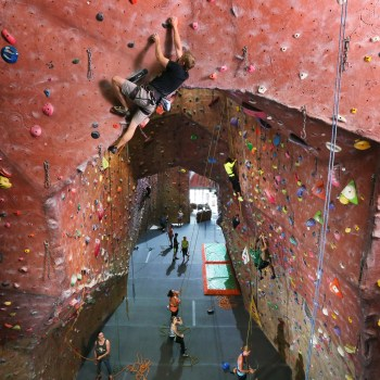 upper limits downtown st. louis best indoor rock climbing exercise