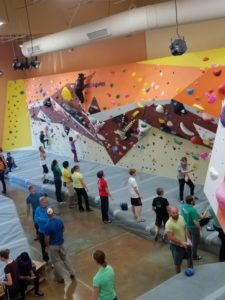 St. Louis Rock Climbing Gym Membership Sale Fitness Center Chesterfield