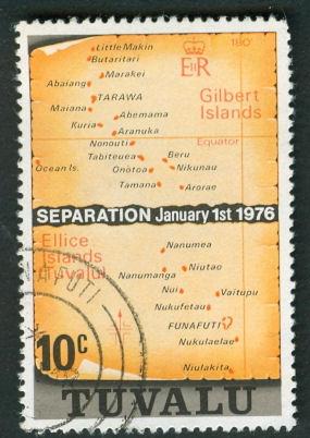 Tuvalu independence issue