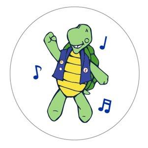 Turtle Dance Music, Bubble, & Comedy Show