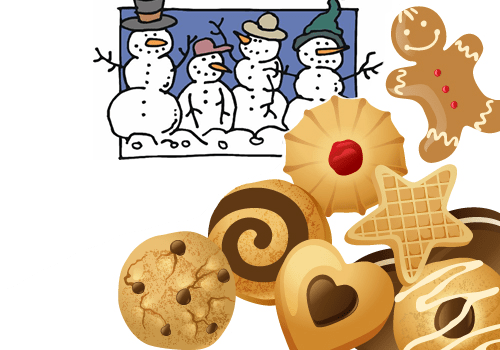 24th Annual Holiday Party and Cookie Bake-off!
