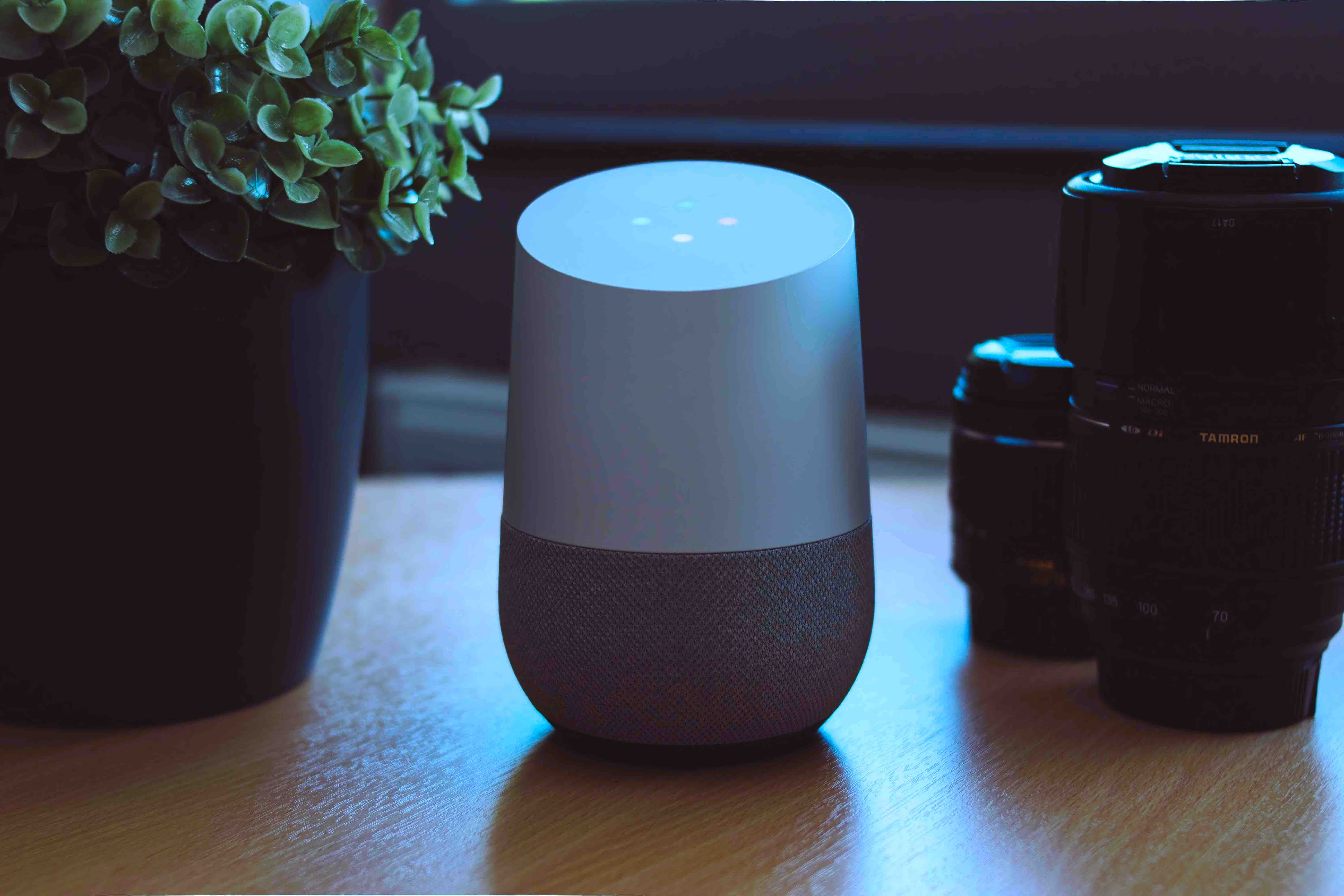 Voice Search optimisation on Google Home - UPPER SIDE