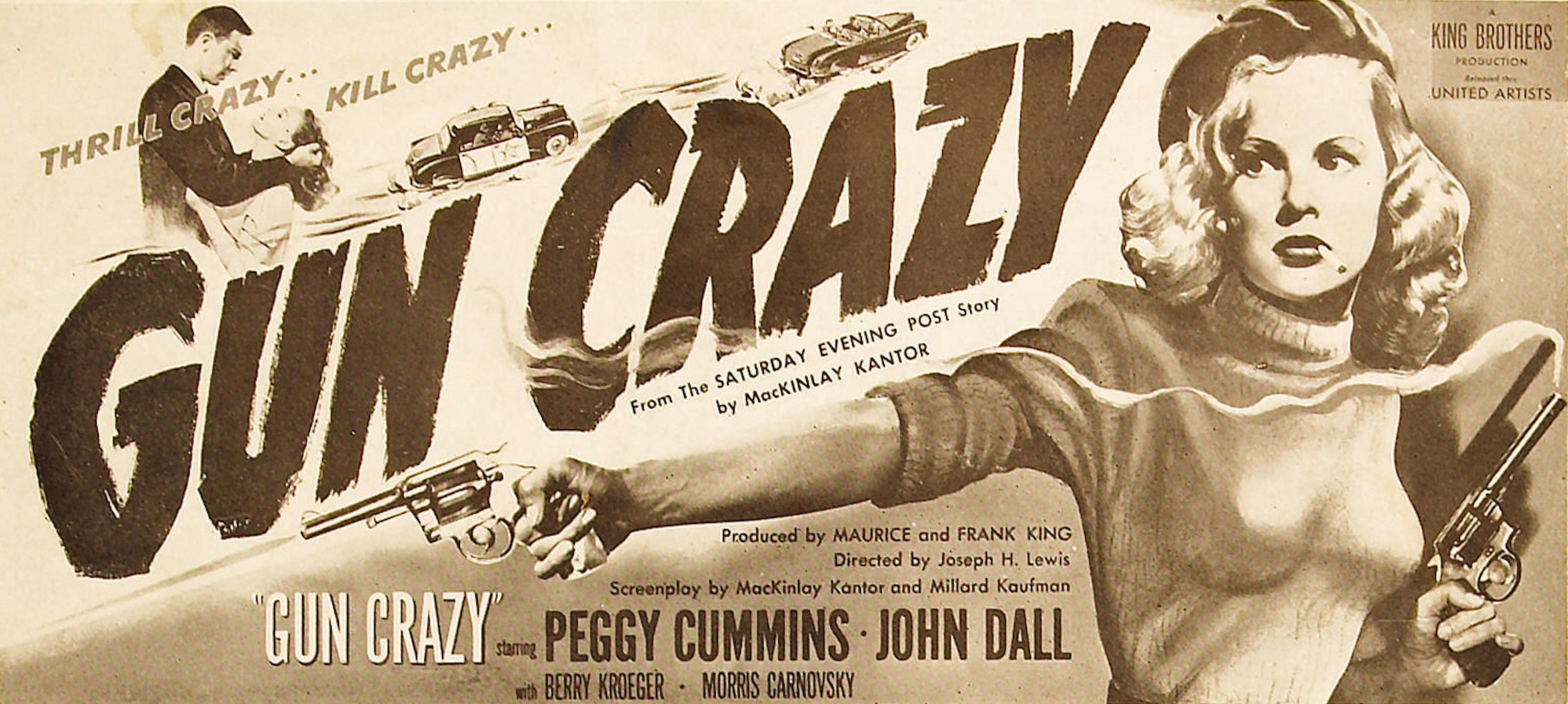 Image result for Gun crazy
