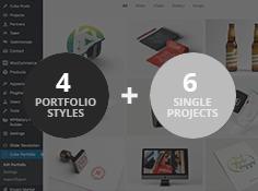 Unlimited portfolios