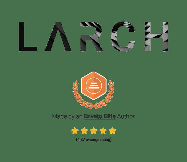 larch theme