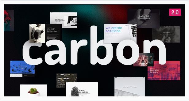 Carbon-thème