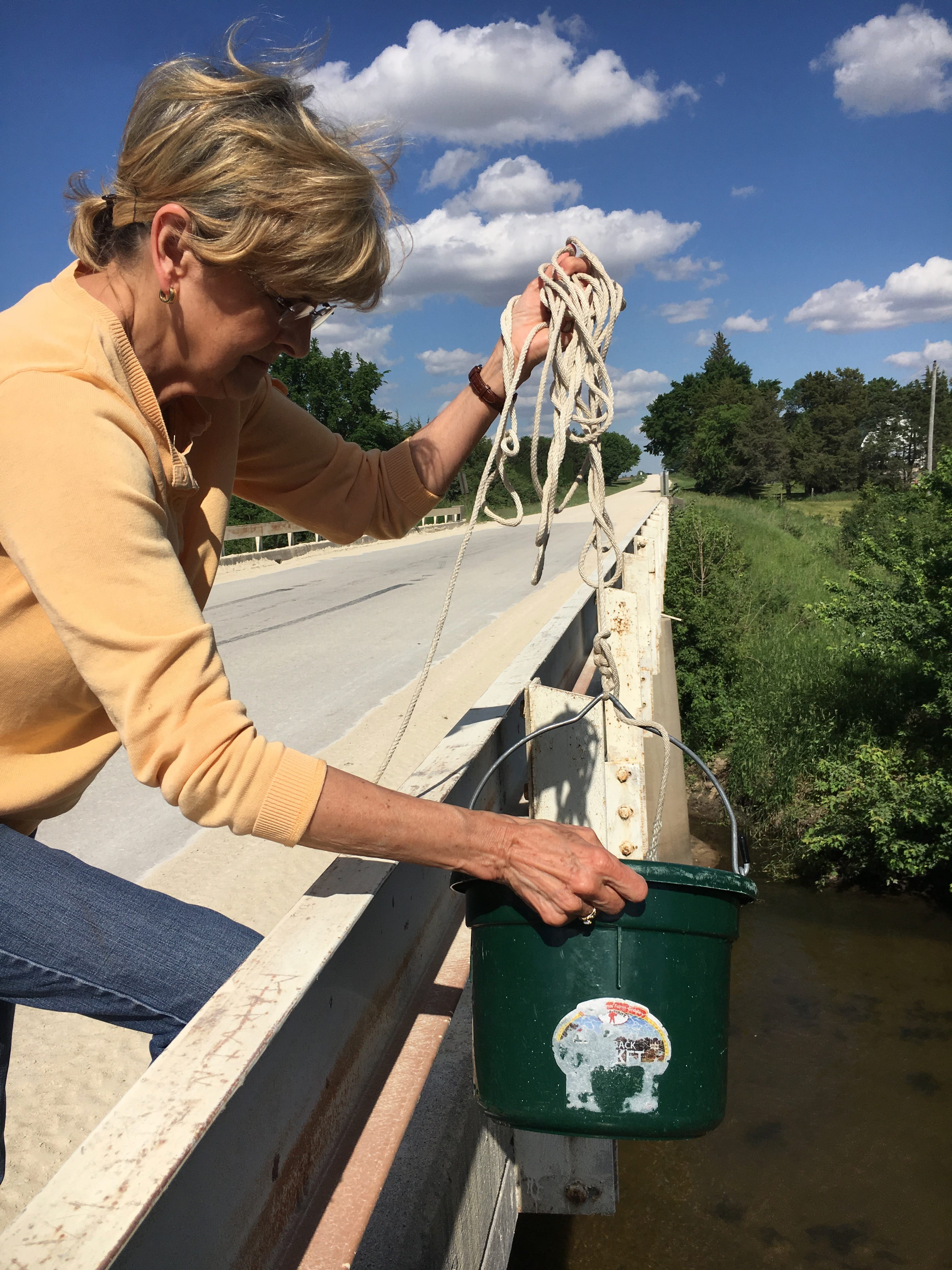 3 6 Water Quality – Upper Wapsi River Watershed