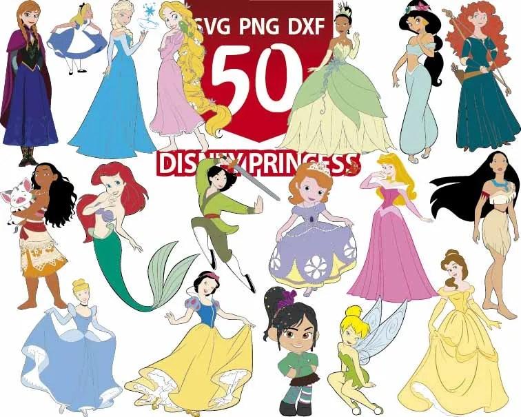 Disney Princess Bundle OK-01