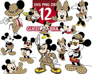 Gucci Miki Brand 12