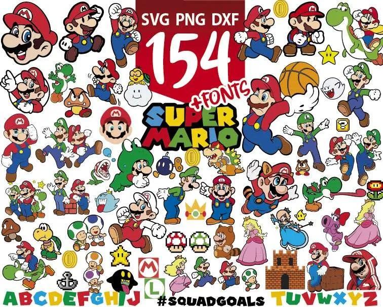 Mario Bros up OK-01