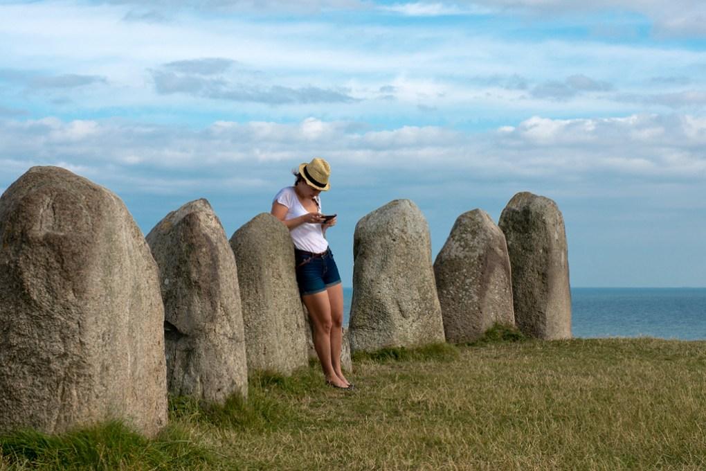 Ale stenar en historisk plats