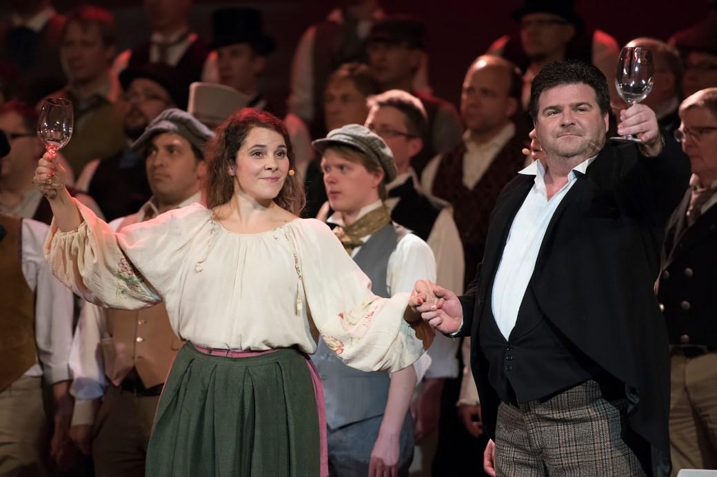 Vanna Rosenberg och Michael Weinius
