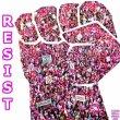 #Resist-pink-graphic