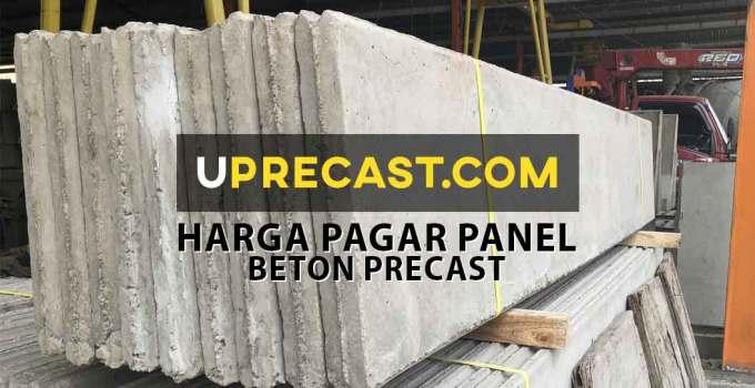 Harga Pagar Panel Beton dan Kolom Precast