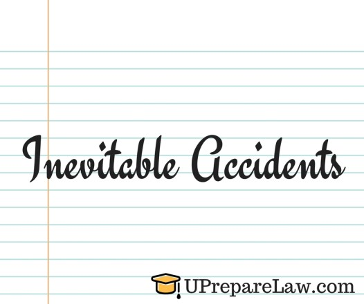 Inevitable Accidents in General Defences in law of torts