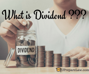 What is Dividend ?
